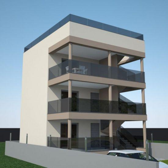 Stambena zgrada 3