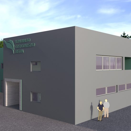 Poslovna zgrada 1